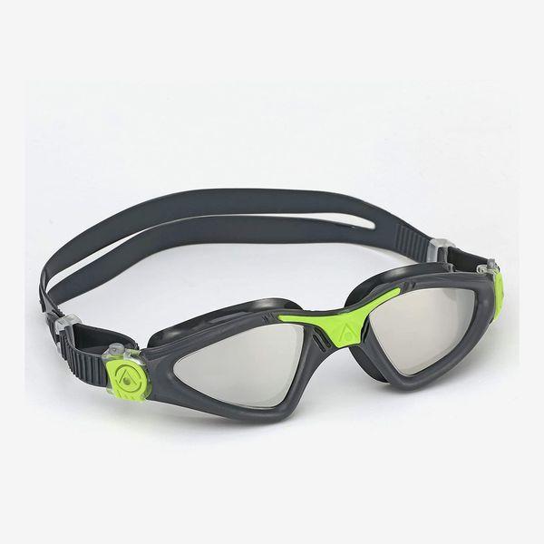 Aqua Sphere Kayenne Swim Goggles, Mirrored Lens
