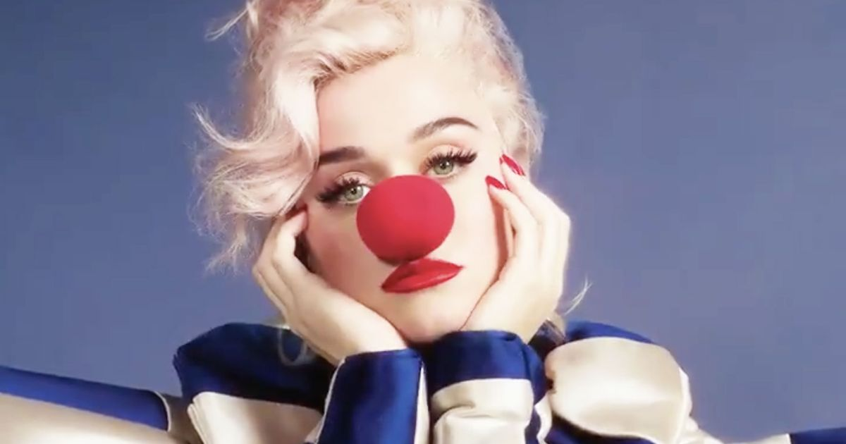 Katy Perry Sends In the Clown (Memes)
