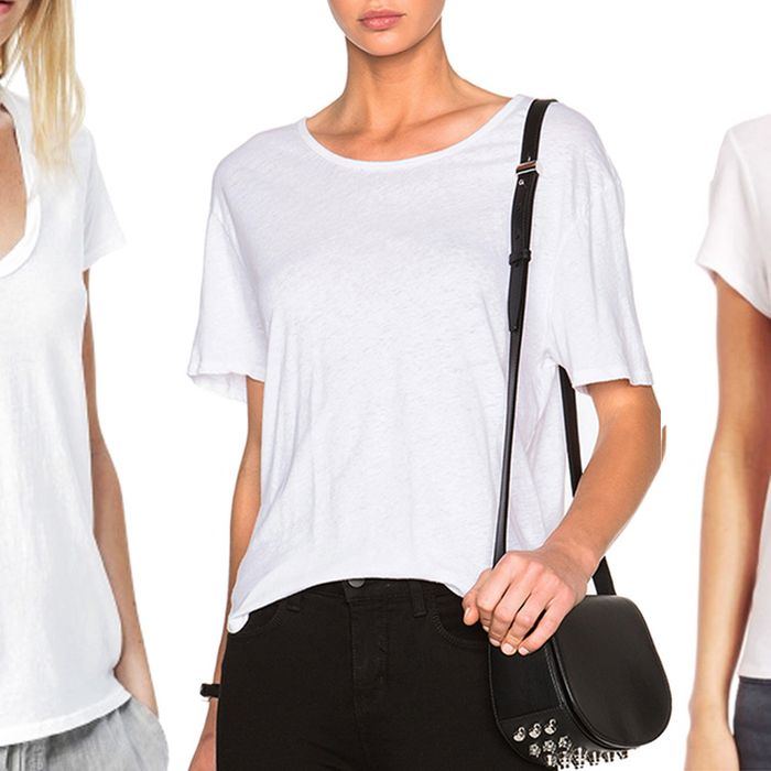 The 16 Best White T-shirts for Women 2018 97444d747