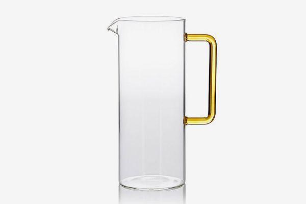 Ichendorf Tube Glass Pitcher