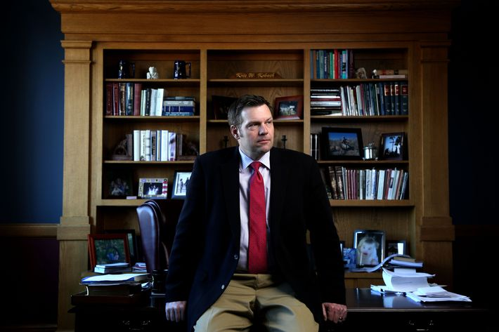 anti immigration and voter fraud crusader kris kobach of kansas trending fast as a potential attorney general photo christopher smiththe washington - Attorney General Job Description