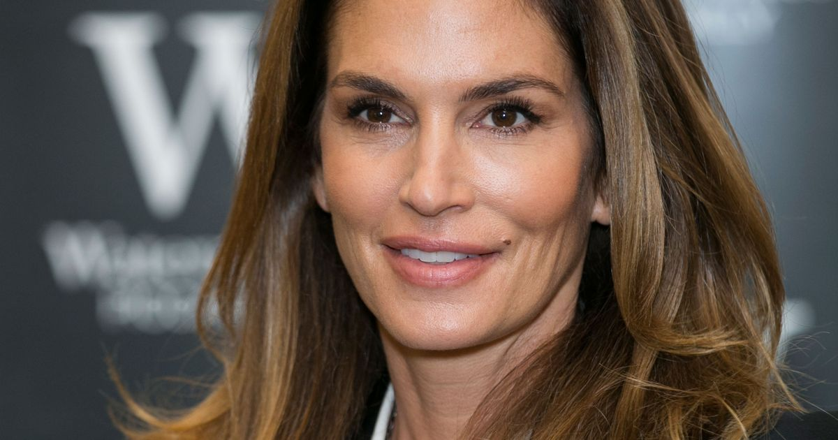 cindy crawford how tall