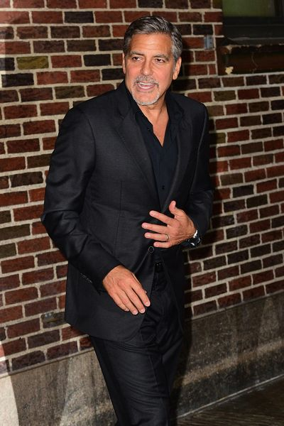 George Clooney Dines at Sessanta; Drake and Serena Williams Do Shots at Lucky Strike