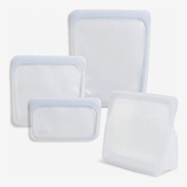 Stasher 100% Silicone Food Grade Reusable Storage Bag