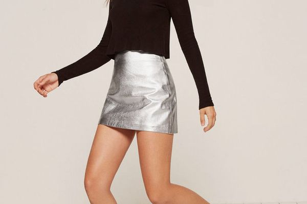 Reformation Mercury Skirt