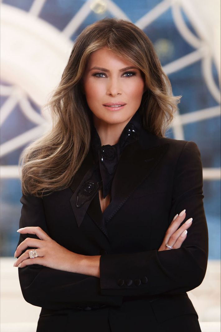 Image result for picture of melania trump