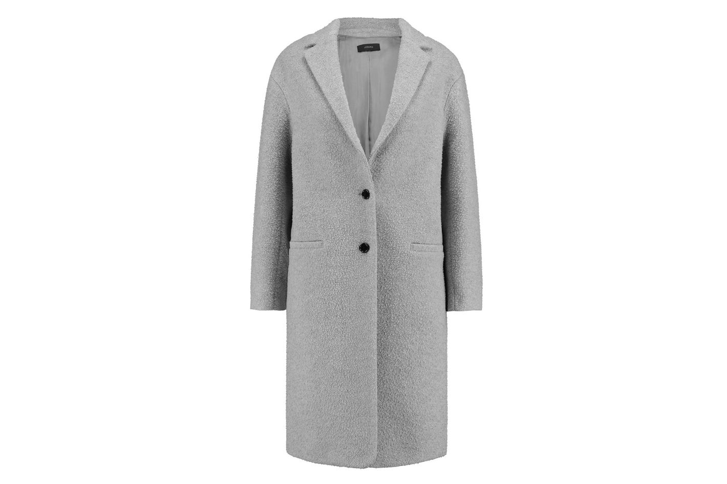 Joseph 'Teddy' Textured Coat