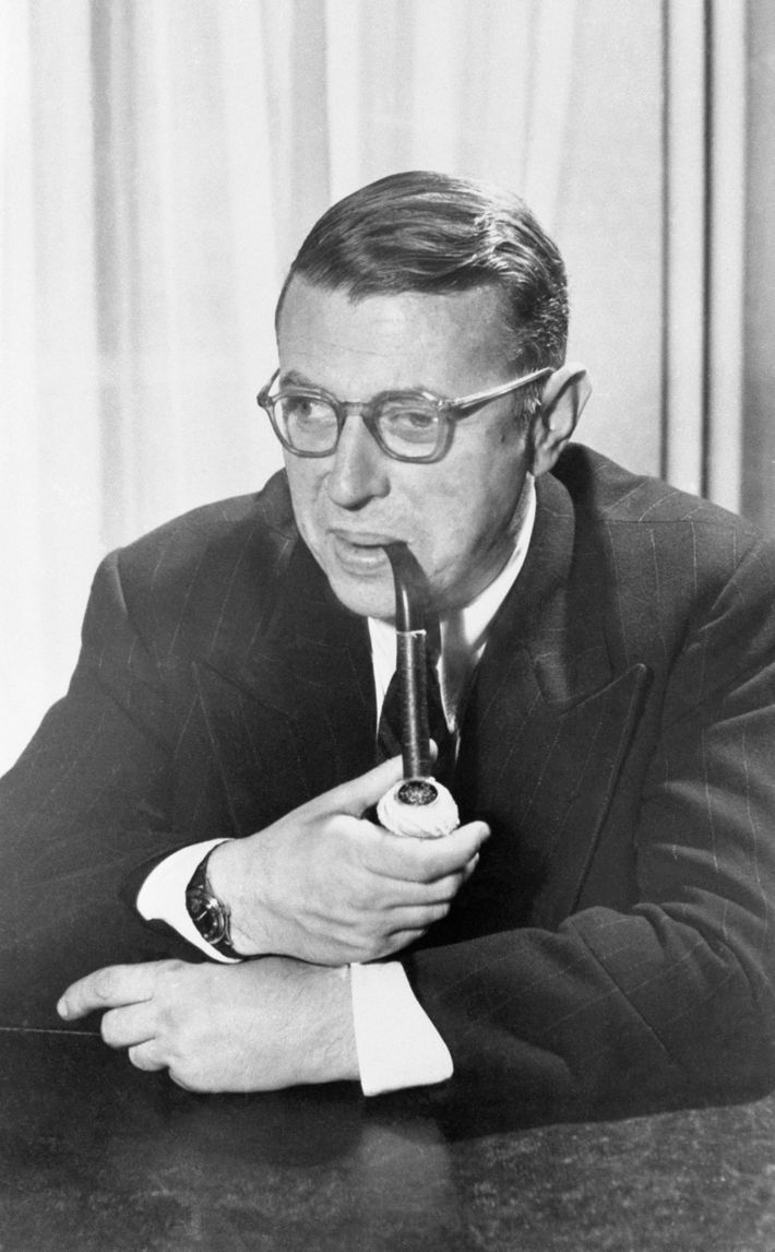 jean paul sartres writing no Home / humanities / jean paul sartre and fundamental project  this paper discusses sartre's 'fundamental project' as described in his writing 'no  jean paul.