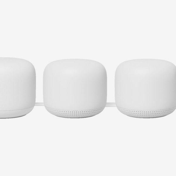 Google Nest Mesh Wi-Fi System (3-Pack)