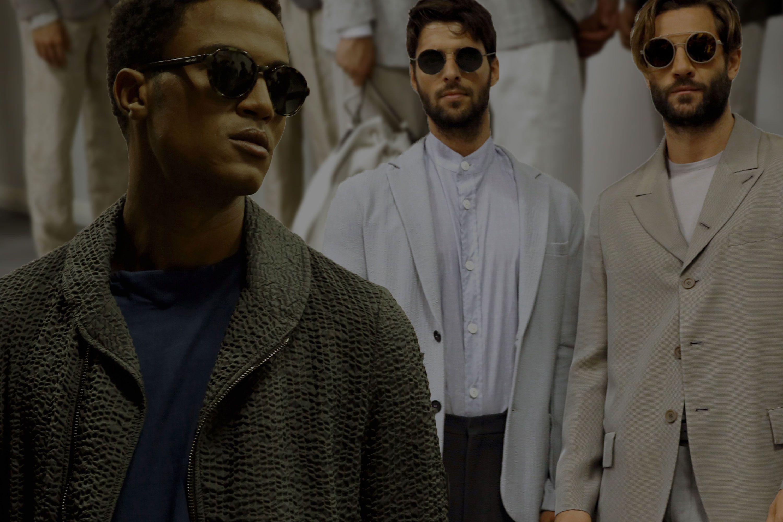 Giorgio Armani - Designer Fashion Label