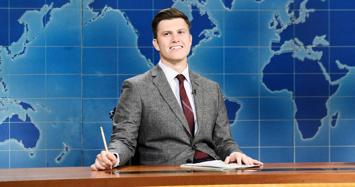 Snl Things We Learned In Colin Jost S Punchable Face Book
