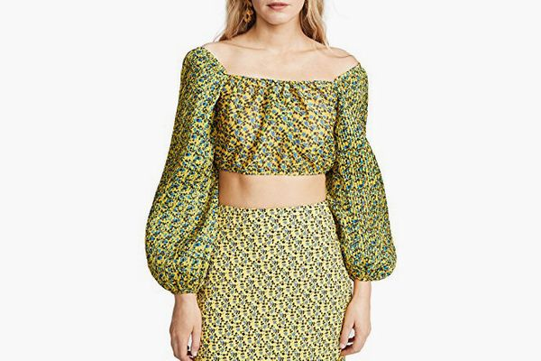 C/Meo Collective Come Across Top
