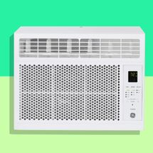 GE 250 Sq. Ft. 6,000 BTU Window Air Conditioner