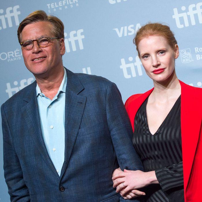 Aaron Sorkin and Jessica Chast...