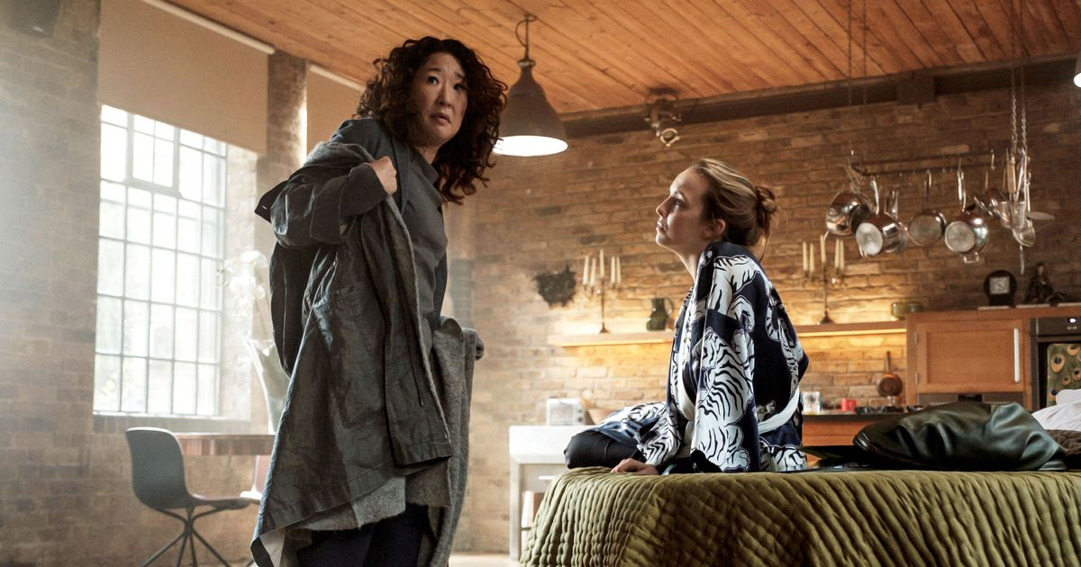 Killing Eve Recap: You Don't Want to Touch Them?