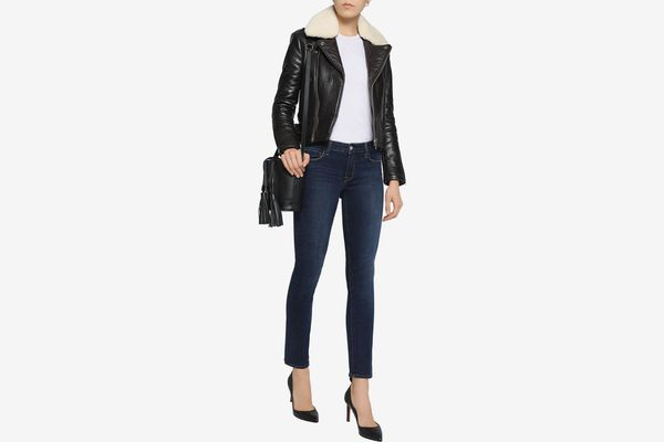 L'Agence Slim Leg Jeans