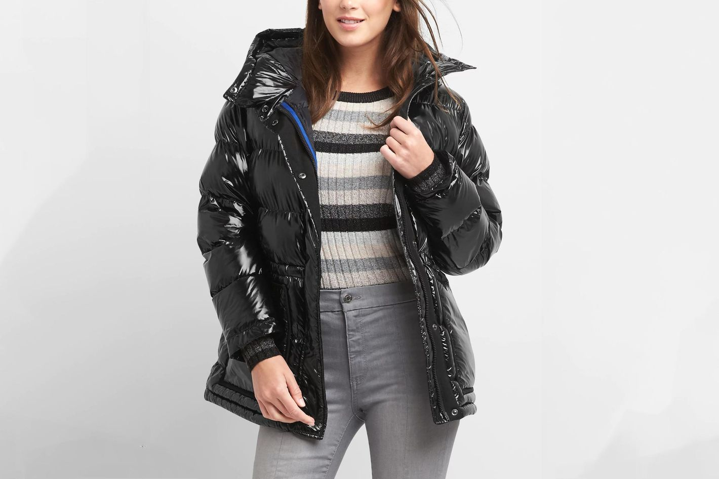 Gap ColdControl Max Shine Puffer Jacket