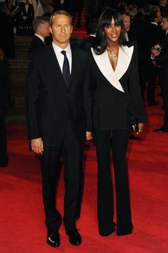 Vladislav Doronin and Naomi Campbell.