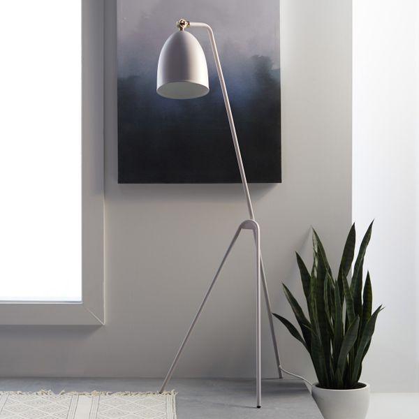 MoDRN Scandinavian Grasshopper Floor Lamp