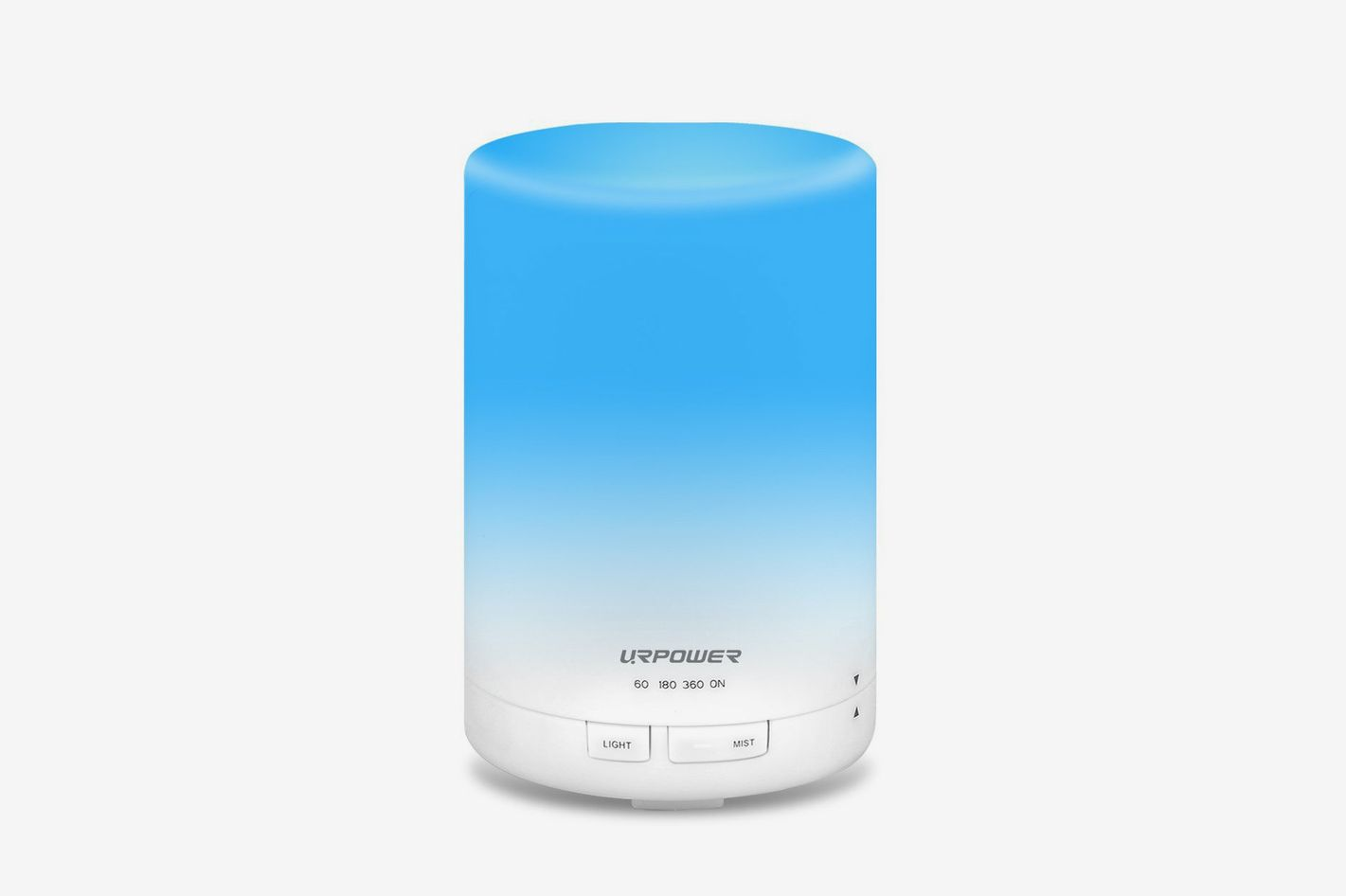 URPOWER Aroma Essential Oil Diffuser and Night Light