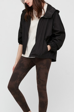Uniqlo AIRism UV Protection Soft Printed Leggings