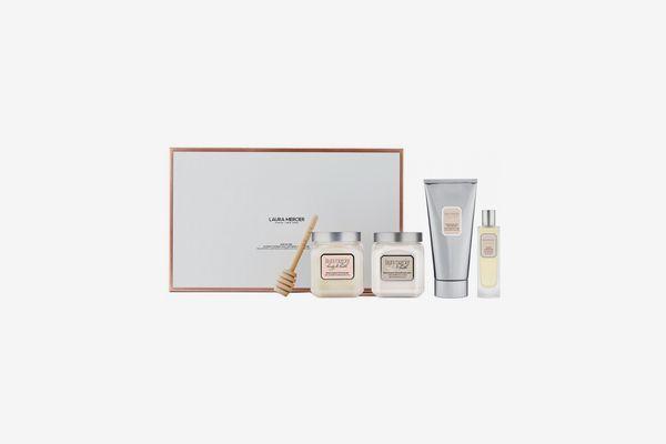 Laura Mercier Luxe Ultime Almond Coconut Milk Luxe Body Collection