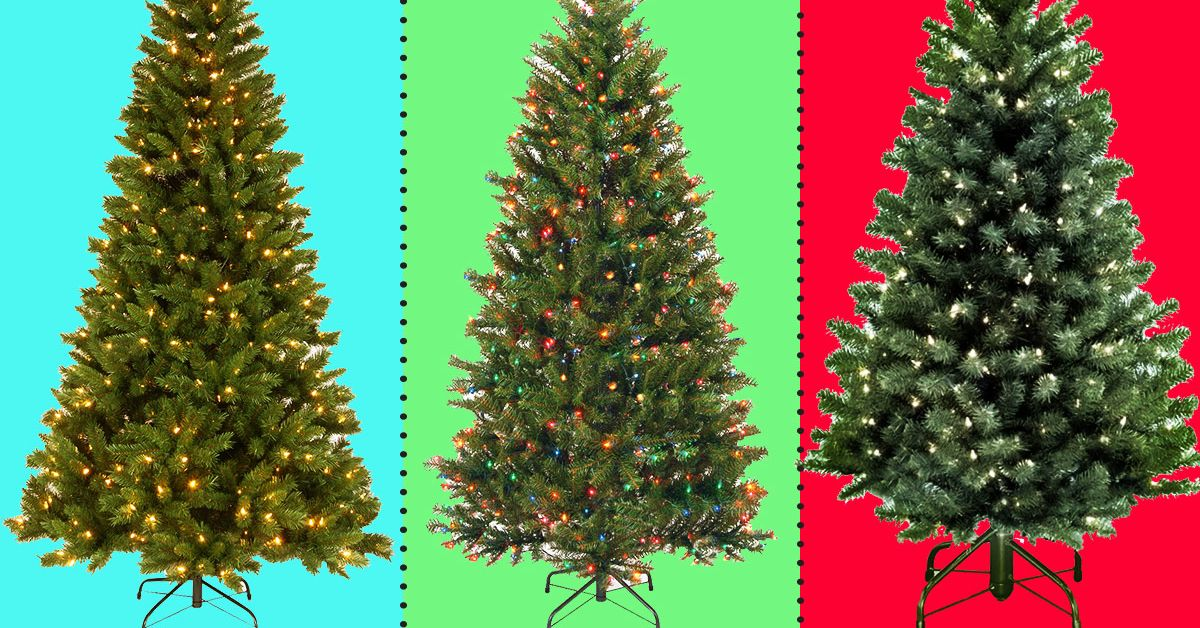 A Lot of Artificial Christmas Trees Are Up to 71 Percent Off Right Now
