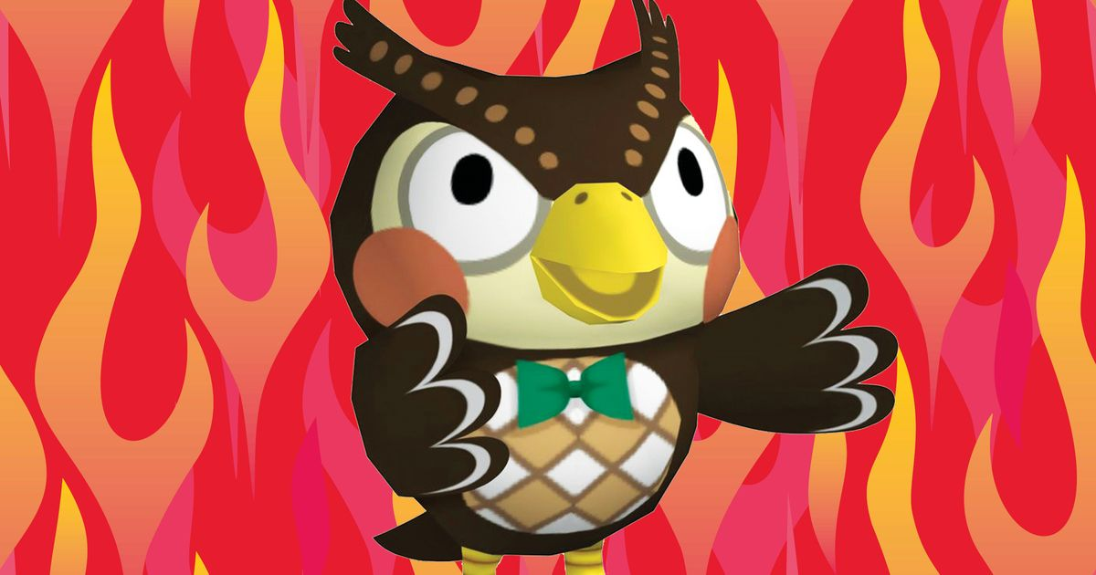 Animal Crossing S Worst Character Is Blathers The Owl
