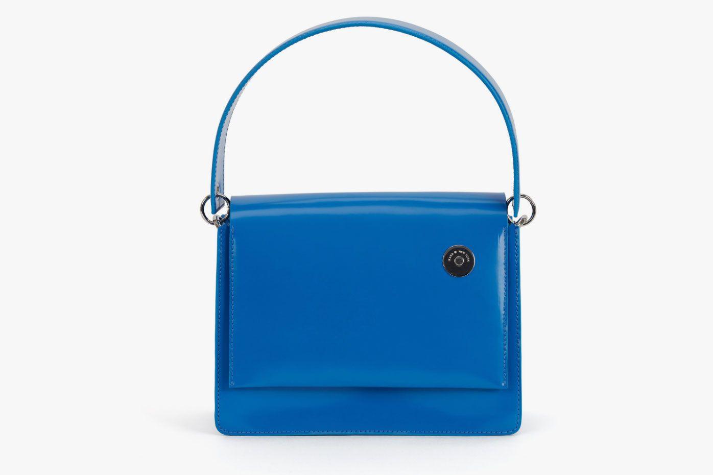 Studio Blue Shoulder Pinch Bag