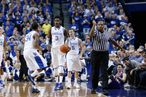 Kentucky Basketball Coach Challenging NCAA's Food Restriction Rule