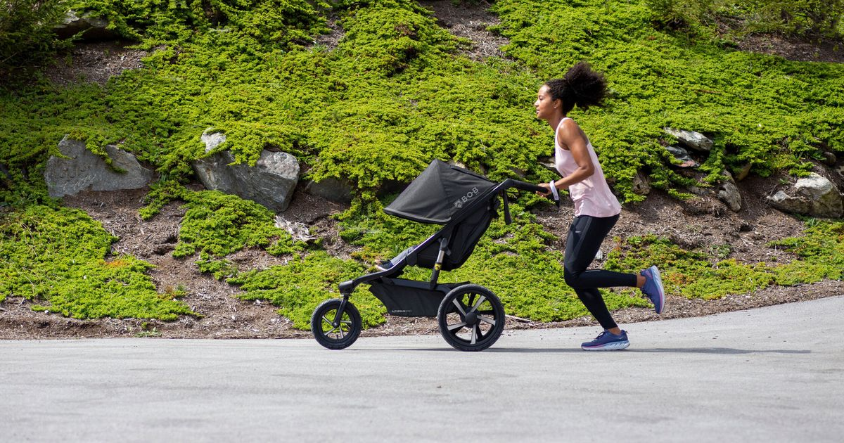 6 Best Jogging Strollers 2021 | The Strategist | New York Magazine