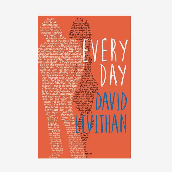 'Every Day,' by David Levithan