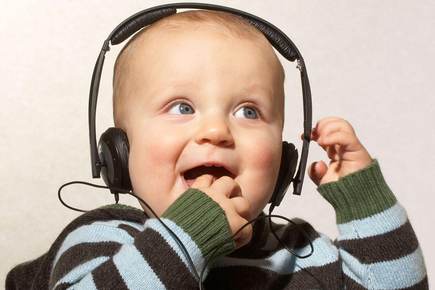scientists engineered the perfect song to make babies laugh