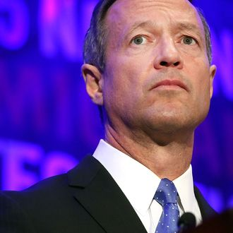 Democratic Presidential Candidate Martin O'Malley Speaks At National Immigrant Integration Conference In New York
