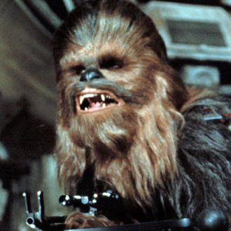 chewbacca as voiced by peter griffin will give you anxiety