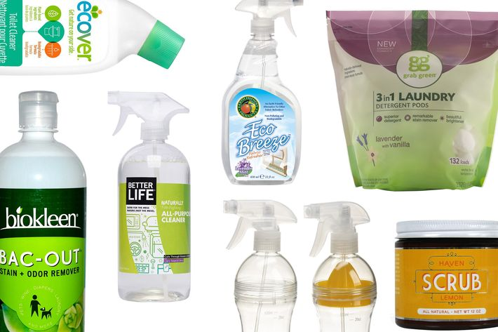These Kitchen Sprays, Laundry Detergents, And All Purpose Baking Soda  Scrubs Are