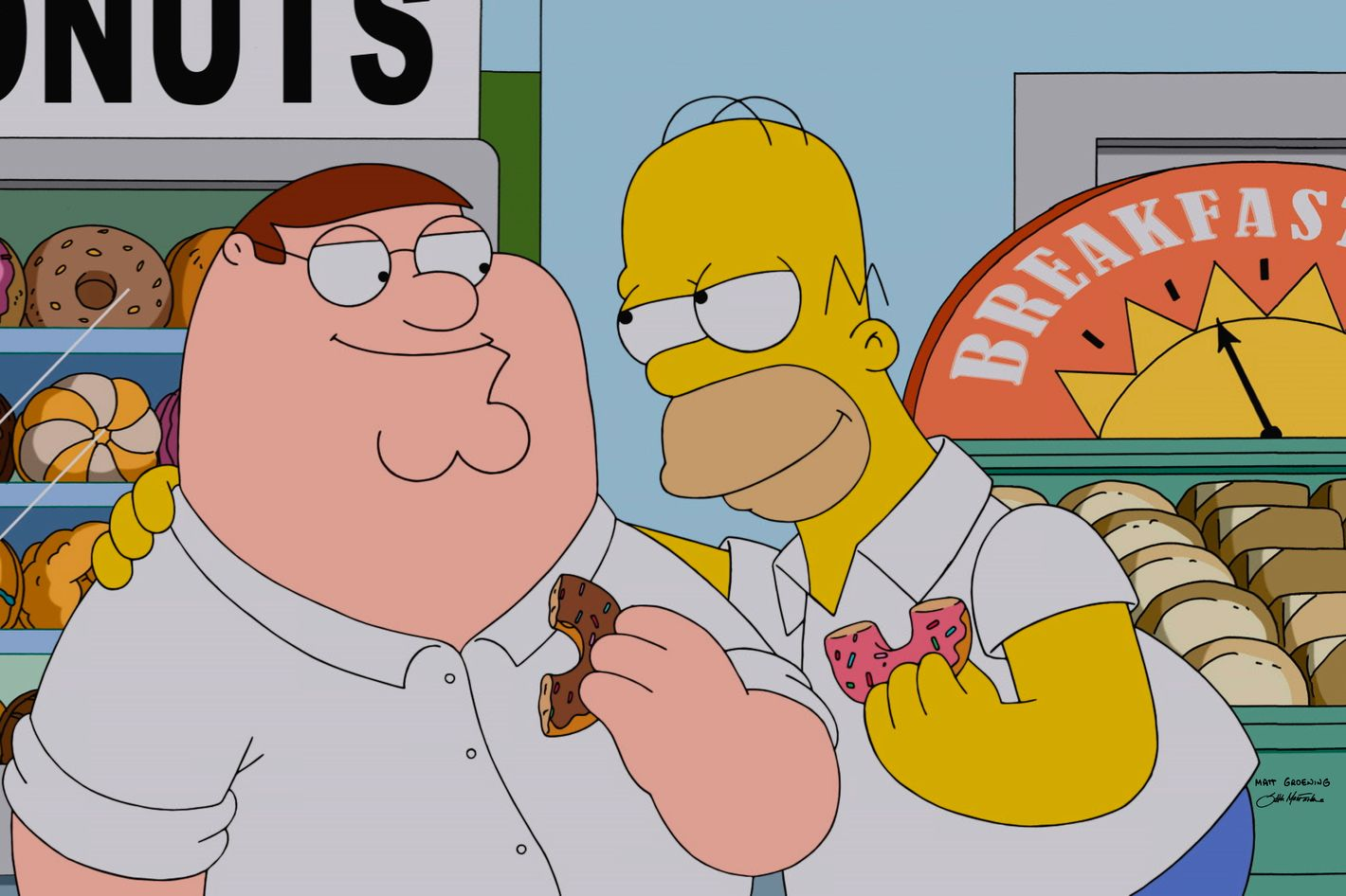 What Worked and What Didn't on Family Guy's Simpsons Crossover