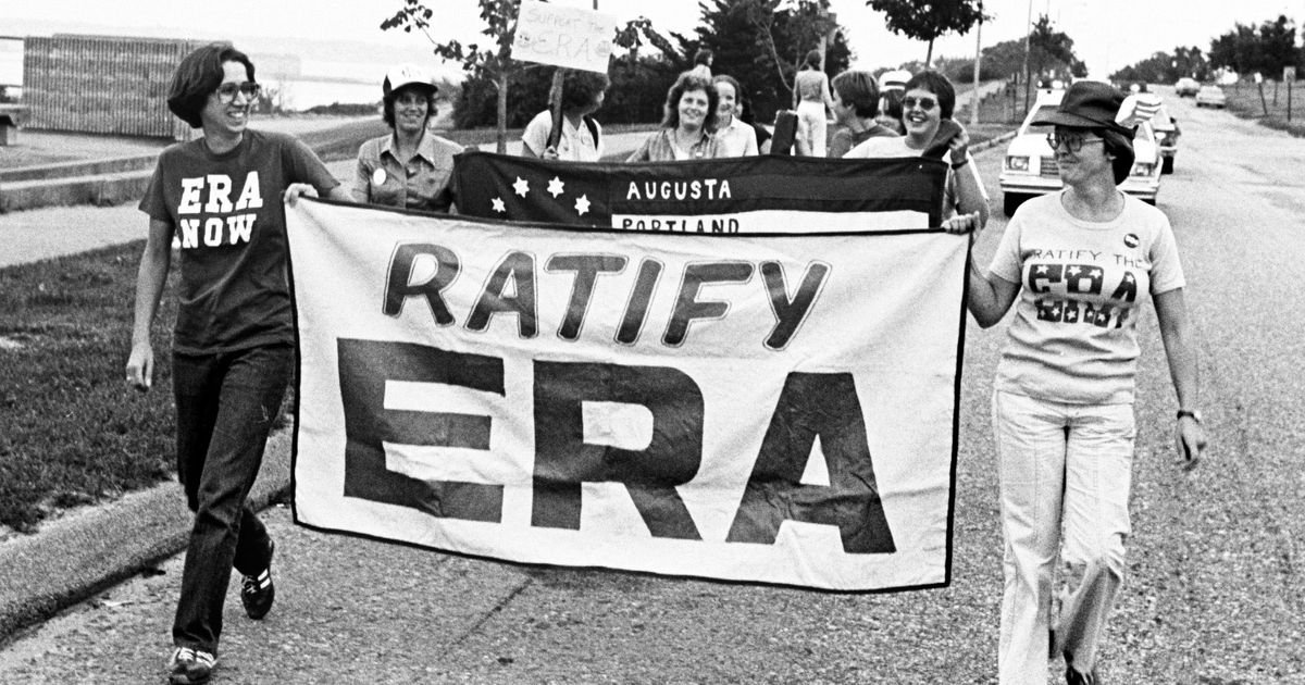 Virginia Could Soon Place the Equal Rights Amendment in the U.S. Constitution