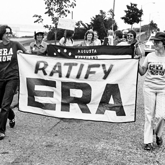 Virginia May Complete Ratification Of Equal Rights Amendment