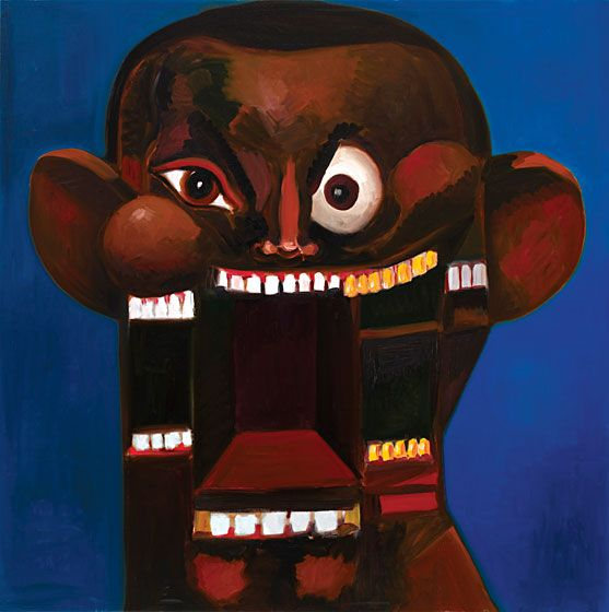Artist George Condo Explains His Five Covers for Kanye ...