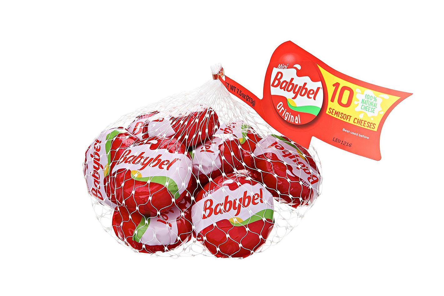 10-Pack of Babybel Cheeses