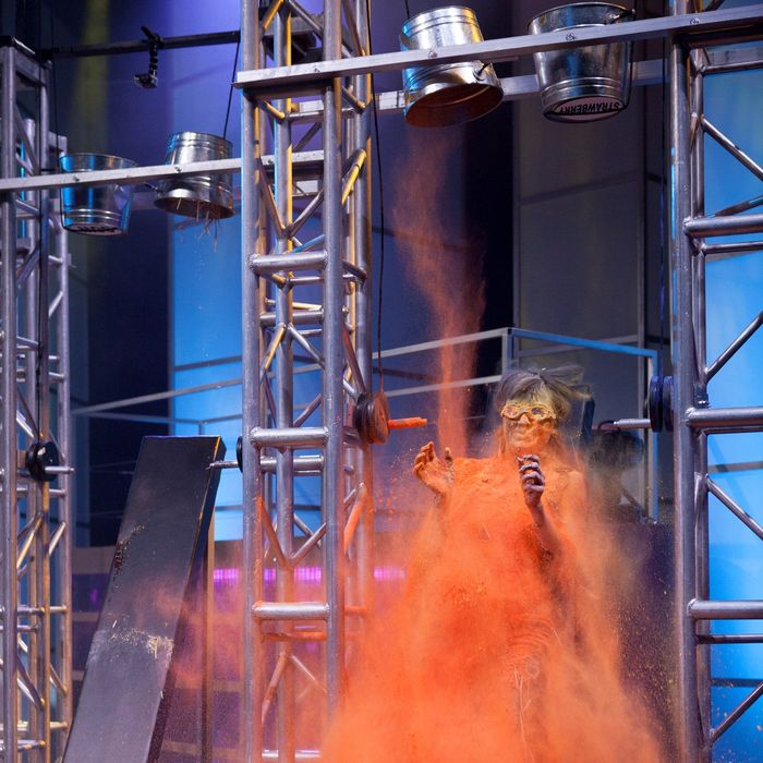 10/16/13Sunset-Bronson Studios, Hollywood, CaPhotographer: Adm RoseMark McGrath hosts season 2 of Killer Karaoke, where contestants sing karaoke while performing