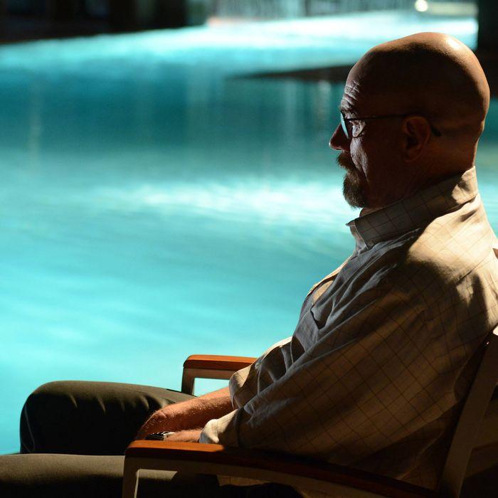 Walter White (Bryan Cranston) - Breaking Bad