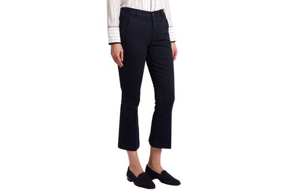 Frame Le Crop Mini Boot Stretch Pants