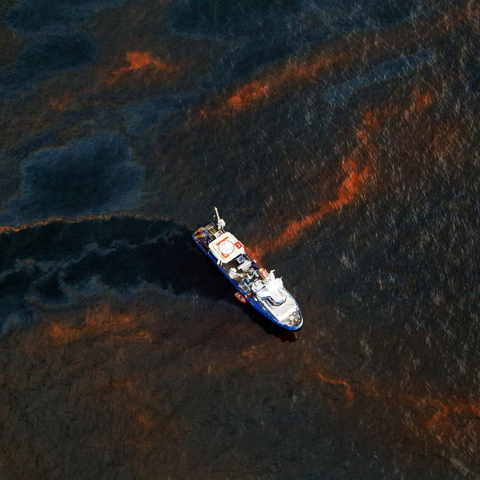 Trump Dumps Obama Effort To Prevent Oil Spills