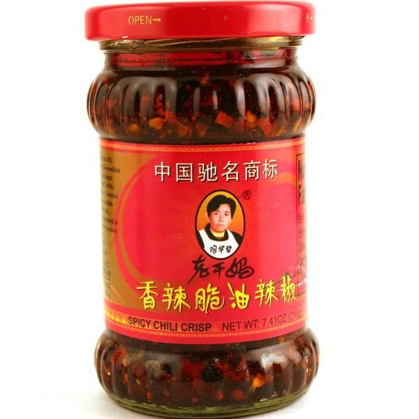 Lao Gan Ma Chili Sauce