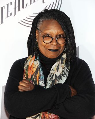 b62b2cd6 Whoopi Goldberg Is Getting Into the Lucrative Business of Ugly Christmas  Sweaters