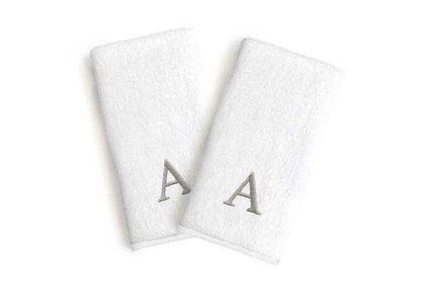 Linum Home Textiles Monogrammed Hand Towel