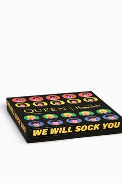 Happy Socks Queen 6-Pack Gift box