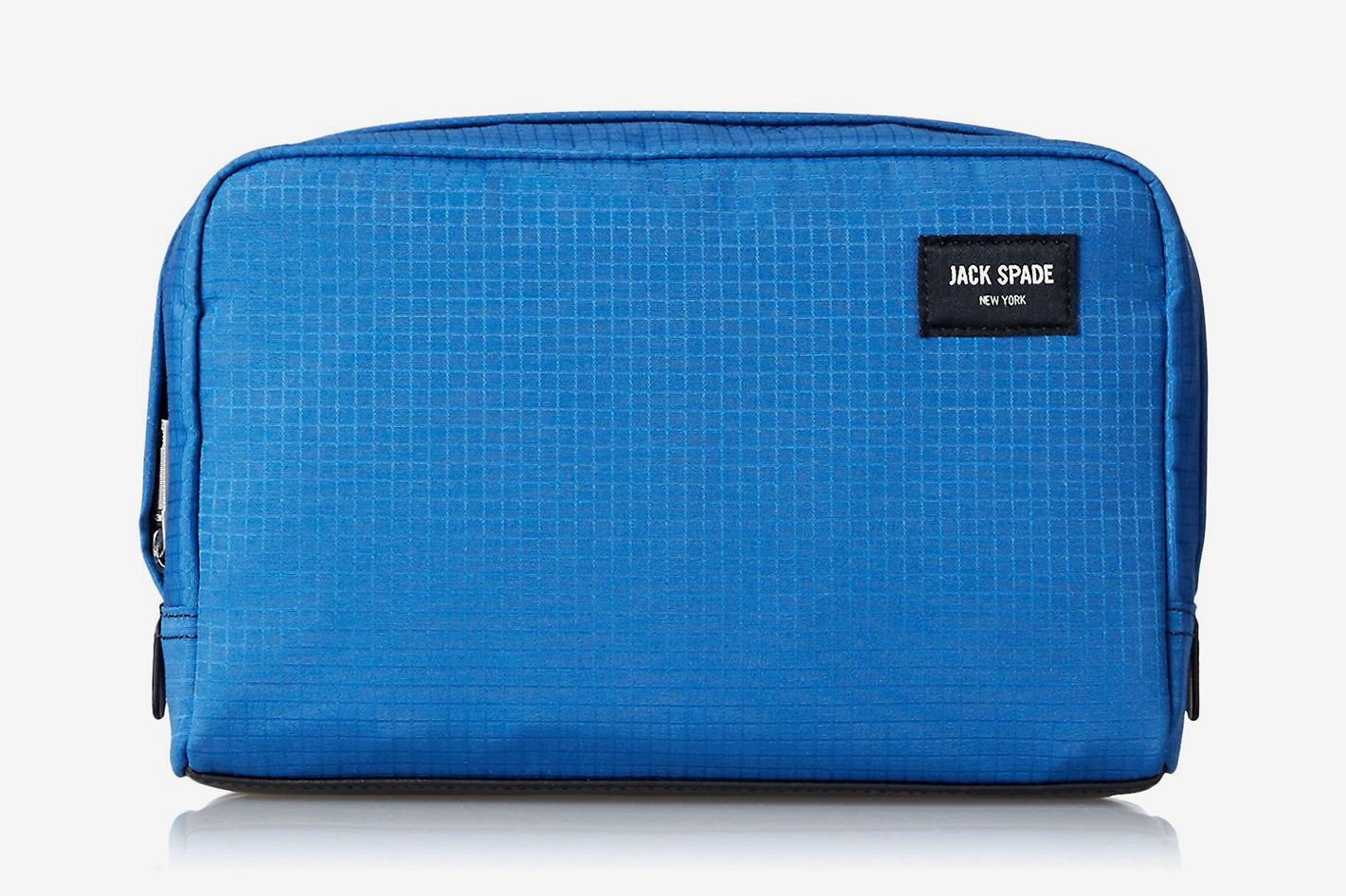 Jack Spade Men's Solid Ripstop Slim Toiletry Kit